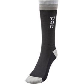 POC Essential Mittelhohe Socken uranium multi black
